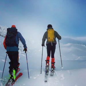 Tawonga Huts ski tour